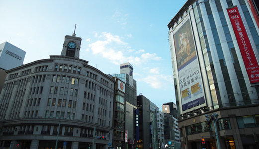 京橋郵便局の風景印