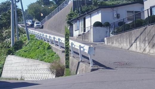 室蘭白鳥台郵便局の風景印