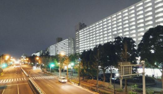 板橋西郵便局の風景印