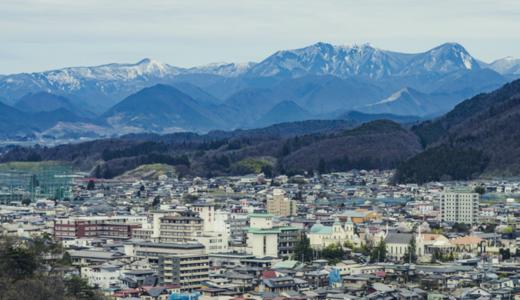 津名生穂郵便局の風景印