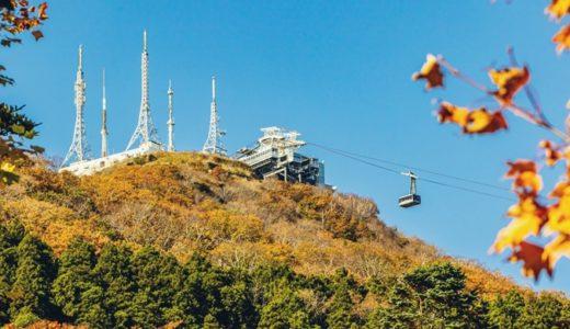 函館弁天郵便局の風景印